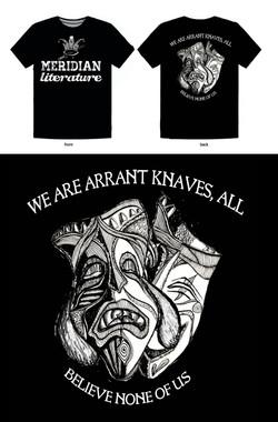 Literature Department T-shirt