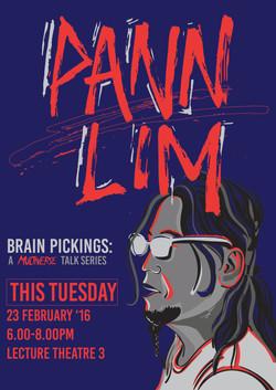 Pann Lim poster