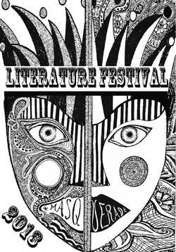 Literature Festival booklet