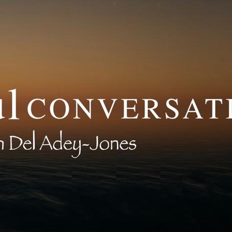 Linda Pransky on Insightful Conversations with Del Adey-Jones