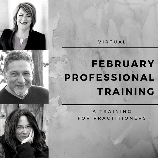 VIRTUAL: February Professional Training Retreat