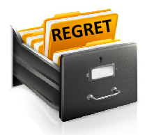 Regret: The Illusion that There's a Right and Wrong Path