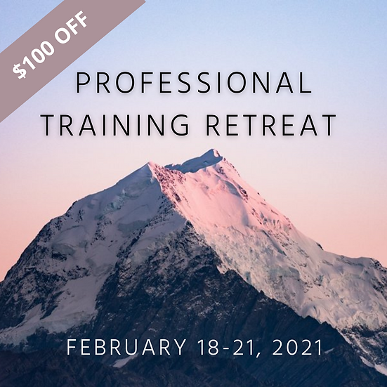 February Professional Training Retreat