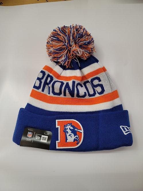 Denver Broncos Beanie
