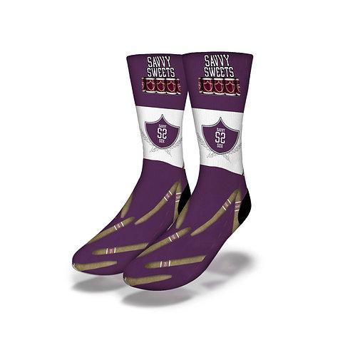 Savvy Sweet Socks
