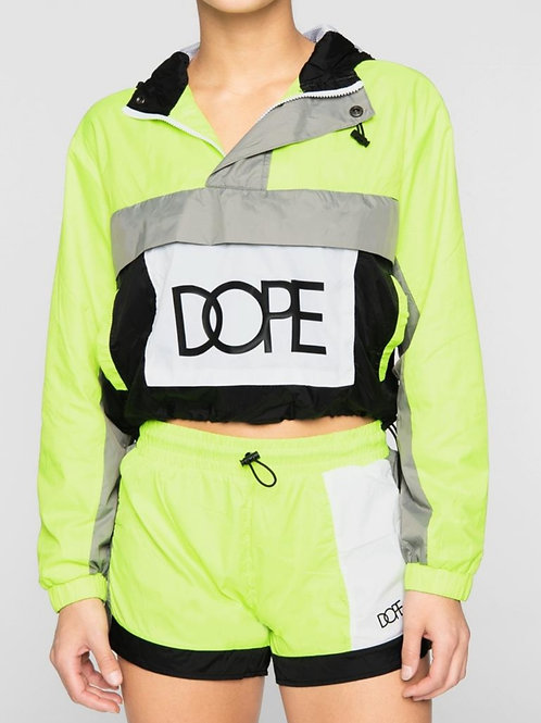 Dope Nuova Cropped Windbreaker
