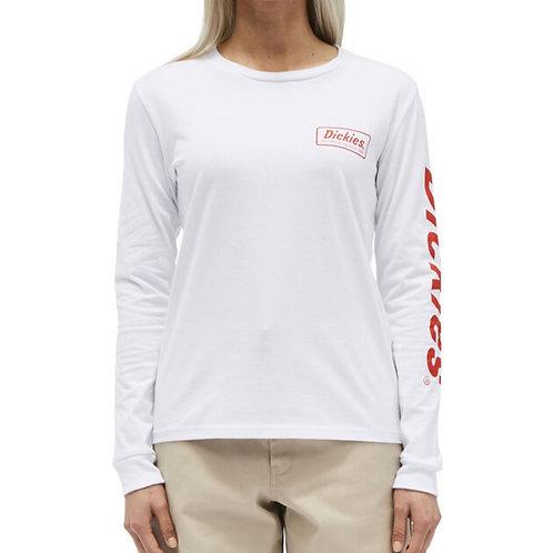 Dickies Girl Logo Long Sleeve