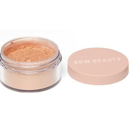 KKW Shimmer powder face & body Bronze