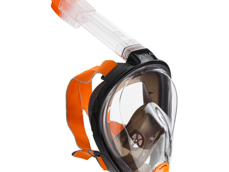 We are no longer renting out Aria full face snorkel masks.