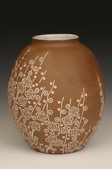 Inlaid Vase