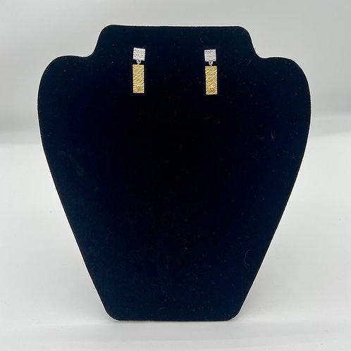 Tab Earrings