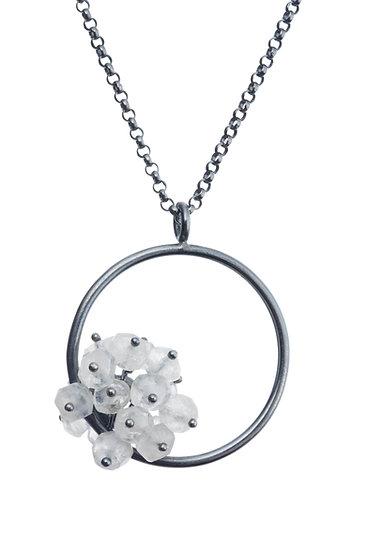 Adva Moonstone large pendant