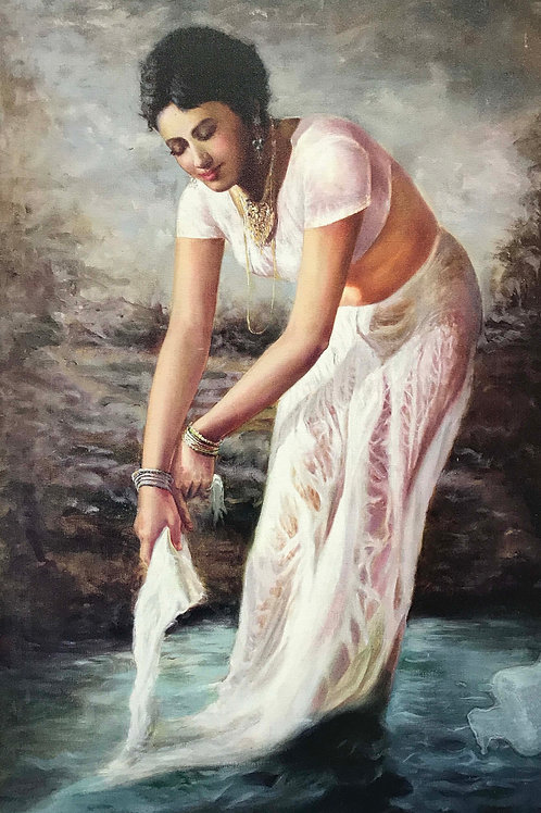 Women in the River