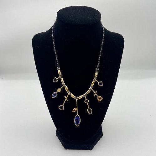 7 Stick Edge Necklace