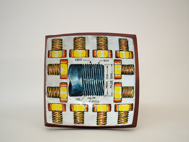Machine Age Platter, Bolt