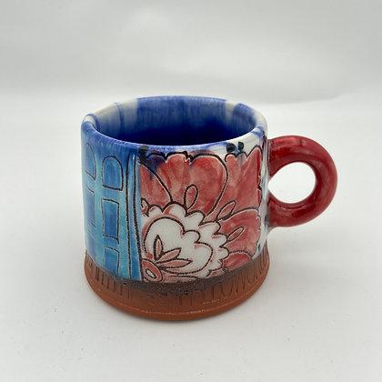 Mug with Flood and Windows