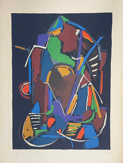 Abstraction by Andre Lanskoy