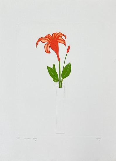 Madonna Lily by Cecilia Davila