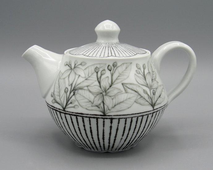 Jasmine Teapot