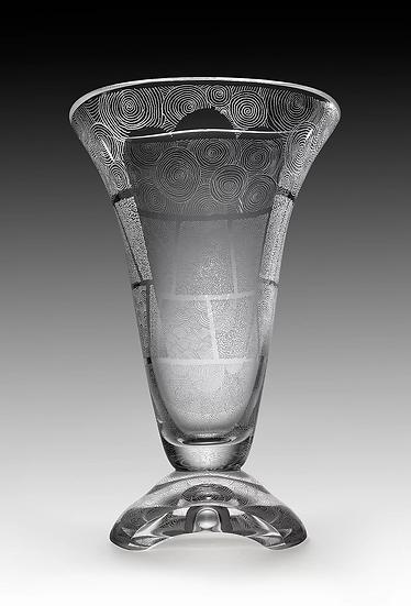 Windowed Vase