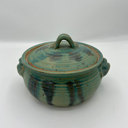 Small Casserole Dish with Lid