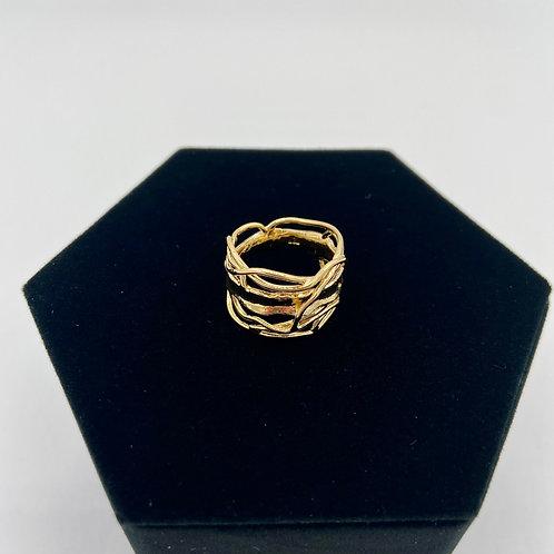 Gold Edge Ring