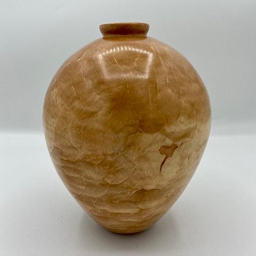 Fiddleback Vase