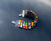 One of a kind Dots Bracelet.jpg