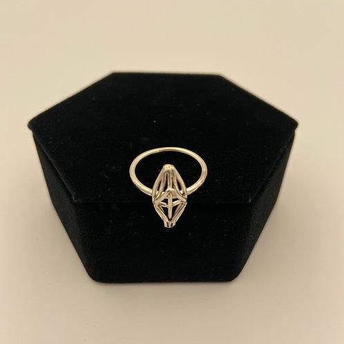 Openwork Mini Ring