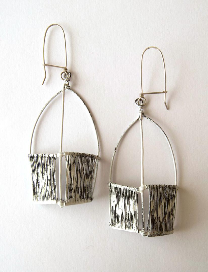 Cathedreal Window Earrings