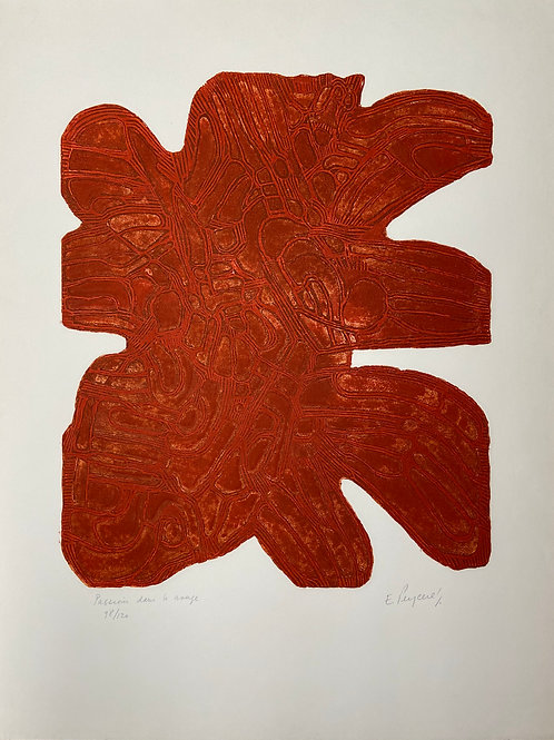 Passion in Red (Specimen) by Enrique Peycere