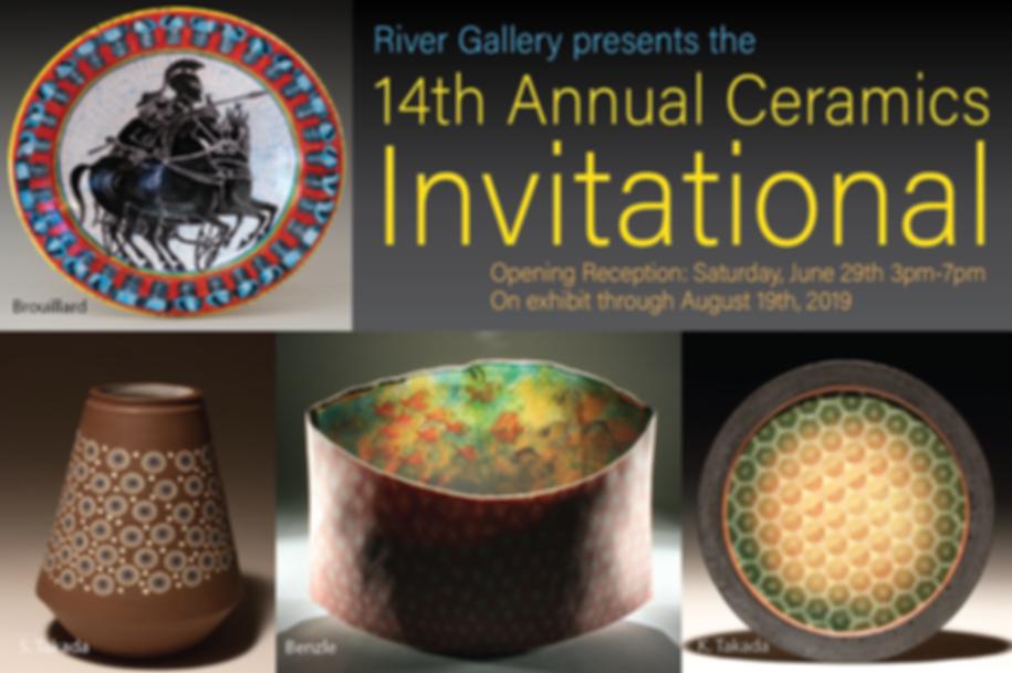 Ceramics Invitational 2019 Final Card1-0