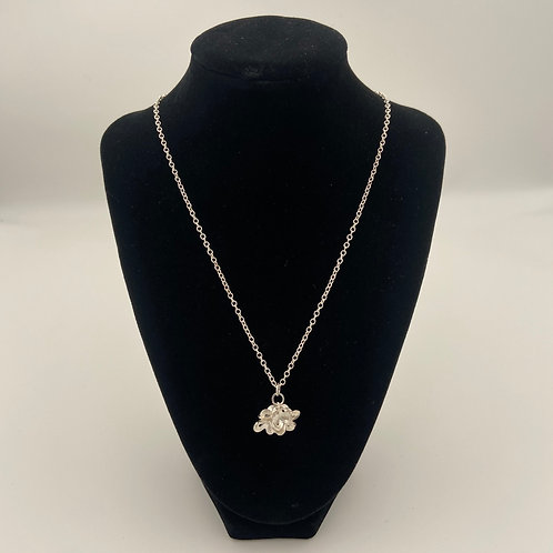 Snowball Necklace
