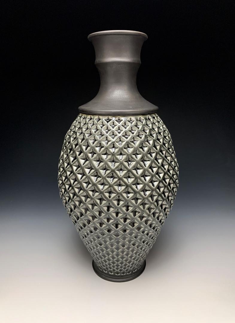 Vase by Royce Hilderbrand