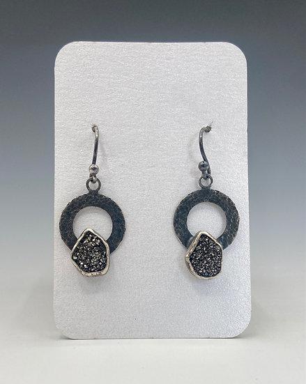 Pollywog Variscite Earrings