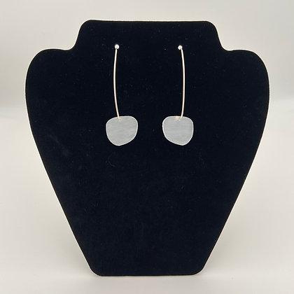 Laser Cut Acrylic Earrings