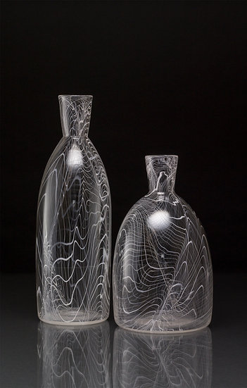 Reticulated Bottles
