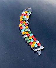 One of a kind Dots Bracelet-front.jpg