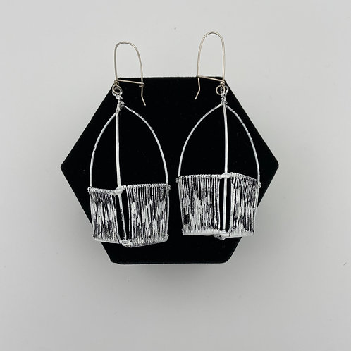 Cathedral Window Earrings
