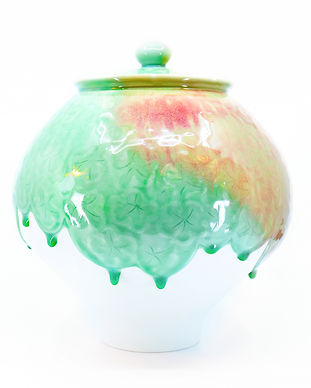 Drip Jar by Dallas Wooten