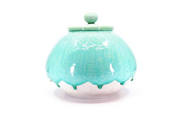 Drip Cookie Jar
