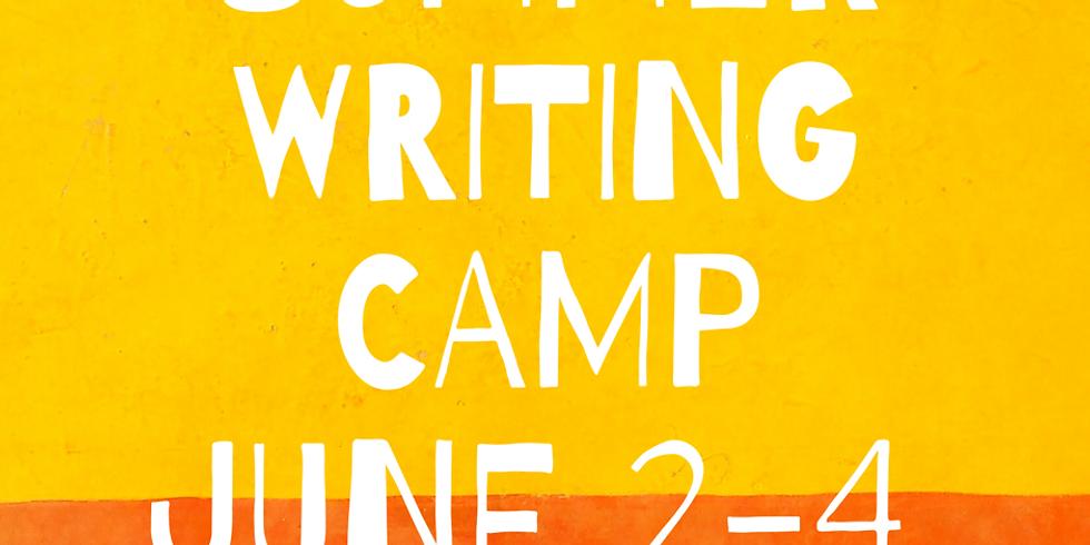 Novahs Imagination Summer Writing Camp