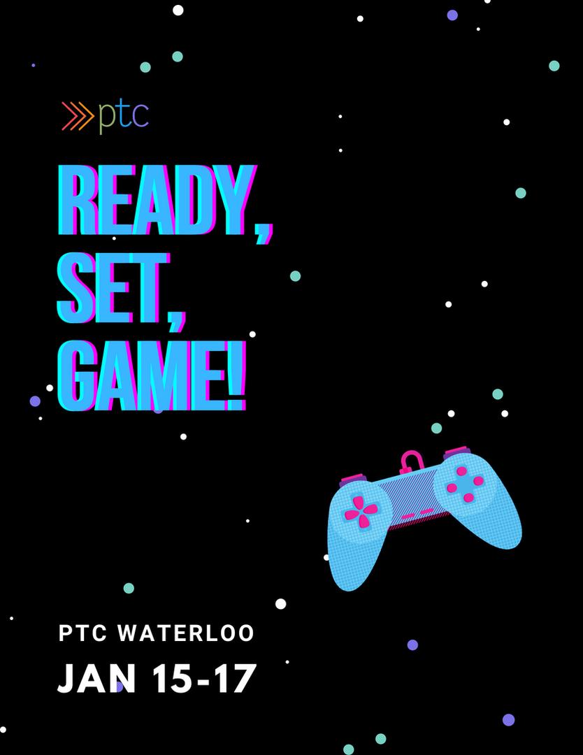 Ready, Set, Game!