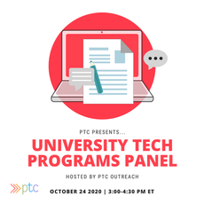 University Tech Prog Panel