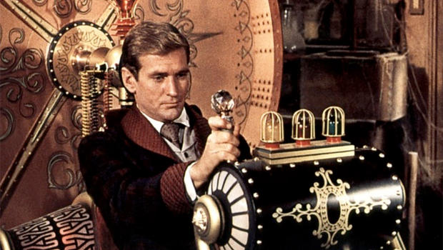 Rod Taylor Time Machine