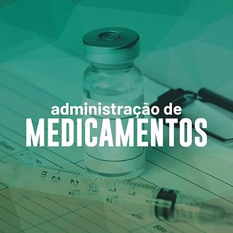 Anúncios - Administração de Medicamentos
