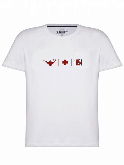 Camiseta  Ícones Enfermagem