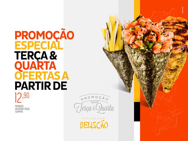 Beliscão Restaurante de Birigui reforça Promoção