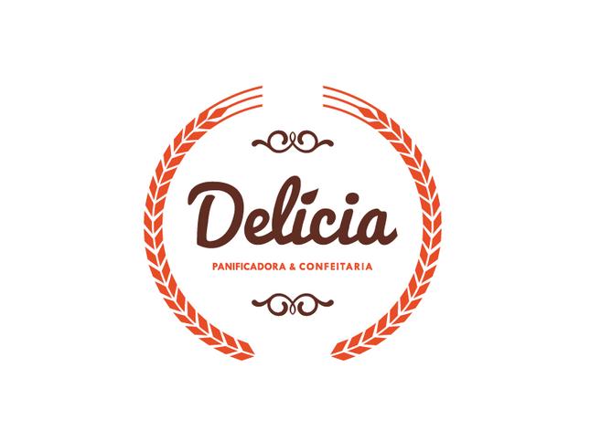 Delícia Panificadora & Confeitaria muda seu logotipo