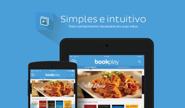 Mundial Comércio de Livros lança seu App Bookplay para Android e IOS.